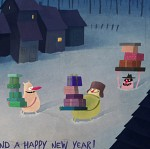 Christmas Postcard 2011