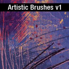 AD Artistic Brushes vol.1