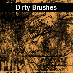 AD Dirty Brushes