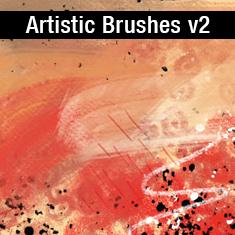 Alex Dukal - Artistic Brushes Vol.2