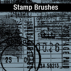 AD Stamp Brushes